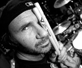 Chad Smith sur le site drummerworld!